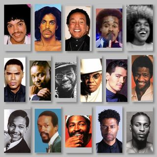 BEST R&B FALSETTO SINGERS - #1 (Top Row)