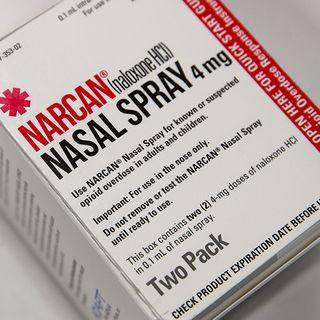 Bill Would Keep Narcan From Affecting Life Insurance