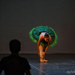 La vocación y el arte de la danza