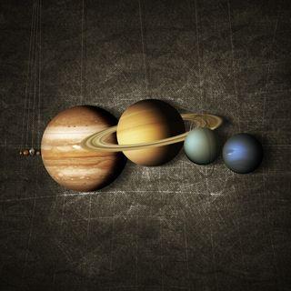 Saturn & Venus Tango