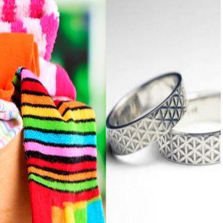 Cambian abrigos por anillos