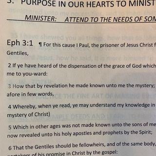 Episode 21 - Strength Through The Scriptures
