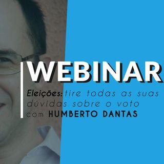 #024 - A importância do voto com Humberto Dantas