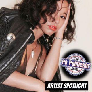Artist Spotlight - Polly A | @akaPollyA