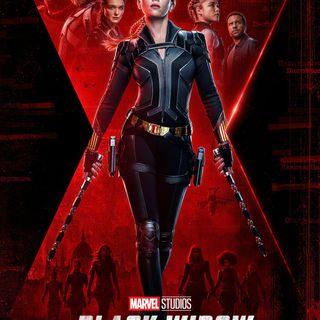 CineuforicosPodcats87. Black Widow | El Hombre del Agua | Resident Evil La tiniebla Infinita