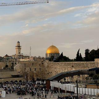 #KeepSWYing en Israel y Palestina Pt1