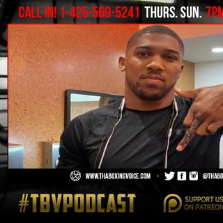 ☎️Anthony Joshua On DROPPING A BELT😱Gervonta Davis' Next Fight Will Be On Pay-Per-View❓