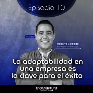 10: Portafolio Talks | La adaptabilidad en una empresa es la clave para el éxito | Roberto Salcedo - Baubap