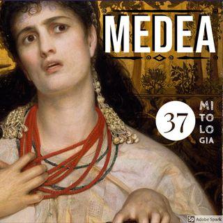 Medea - Il terribile destino di una maga!