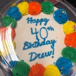 Jim Trolls Big Drew's Birthday
