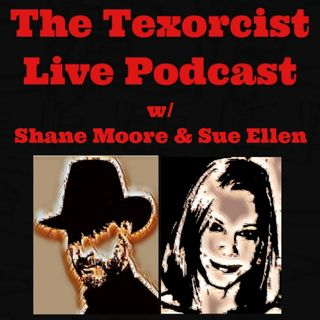 THE TEXORCIST LIVE PODCAST