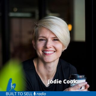 Ep 292 Jodie Cook - How to Sell a Service Business Without an Earn-Out