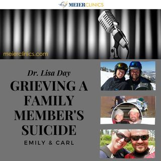 Grieving a Family Member's Suicide