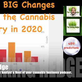 Interesting Cannabis Consumer Data, Plus 4:20 Predictions