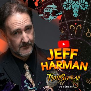 Jeff Harman | Astrology, Ghosts, Aliens and more!