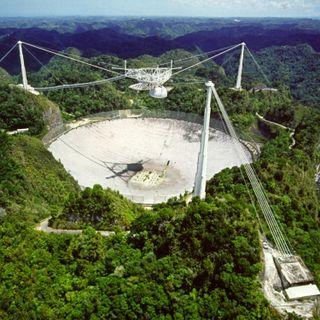 Observatory Director Francisco Córdova on the Devastating Loss of Arecibo