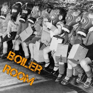 """Boiler Room EP #128 - """"Free Speech... Not Without A War"""""""