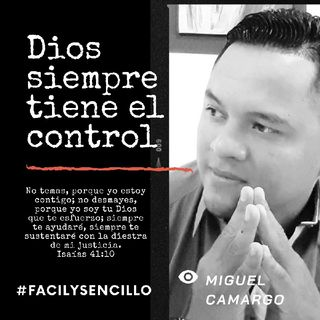 Dios Siempre Tiene El Control
