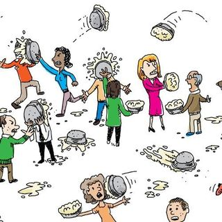 Thanksgiving - family relationships and tensions are not hopeless