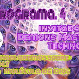 """""""Demons Masters of Techno"""" Psy&I Prog 4"""