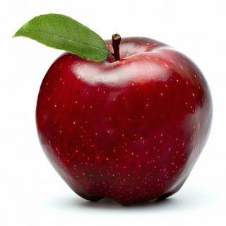 La ragazza mela