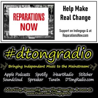 #MusicMonday on #dtongradio - Powered by ReparationsNow.com