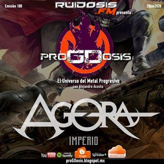 proGDosis 188 - 20jun2020 - Agora
