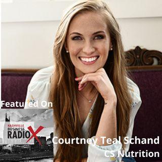 Courtney Teal Schand, CS Nutrition