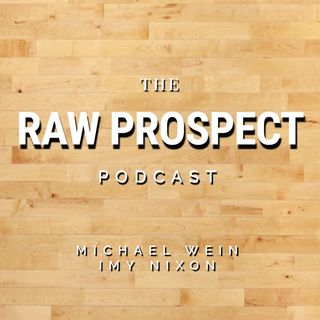 Raw Prospect Podcast (EP 49) NBA Over/Under Eastern Conference, NFL Playoff Predictions