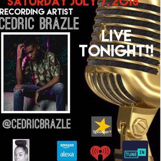 THE TOUR: SPECIAL GUEST RECORDING ARTIST CEDRIC BRAZLE