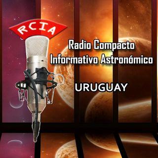 NUESTRO OXÍGENO Informativo astronómico - Fernando Giménez-Gabriela Rodrigo