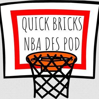 Quick Bricks NBA DFS Pod 11-22-17