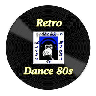 """MUSIC by NIGHT"" DANCE RETRO 80s ORIGINAL VERSIONS by ELVIS DJ"