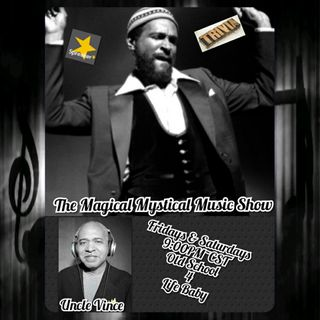 The Magical Mytical Music Show 6-11-2021