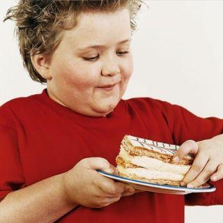Epidemia de obesidad infantil