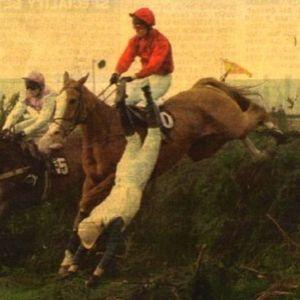 #24 Mark Bradburne - Jump Jockey