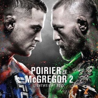 Preview Of The UFC257 PPV Headlined By Conor McGregor Vs Dustin Poirier In A Huge Lightweight Fight!! Live On ESPN Plus From Abu Dhabi