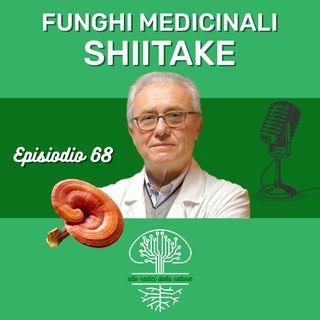 Funghi Medicinali: Shiitake