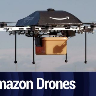 Amazon Delivery Drones: Ready to Fly? | TWiT Bits