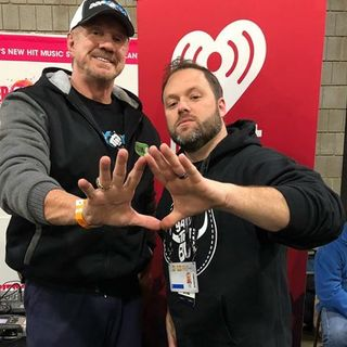 Hall Of Famer Diamond Dallas Page Talks About The National Championship