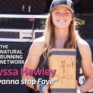 Alyssa Hawley - Elite Spartan say's... I wanna stop Faye!