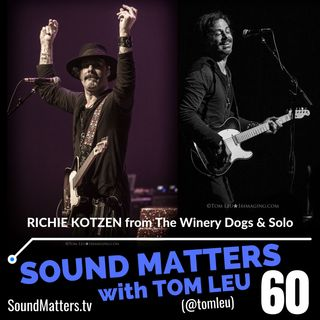 060: Richie Kotzen from The Winery Dogs