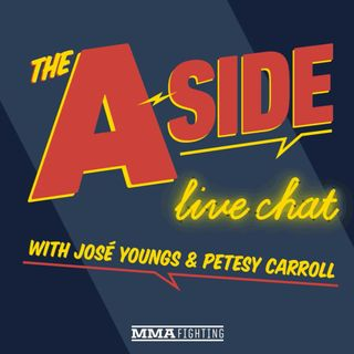 The A-Side Live Chat: Conor McGregor's 'GOAT Thread,' Jorge Masvidal's next fight, 'Fight Island,' more