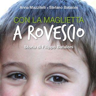 """Stefano Bataloni, Anna Mazzitelli """"Con la maglietta a rovescio"""""""