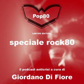 Rock 80 - Greatest Hits - 18 Marzo 2020
