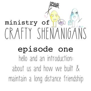 Hello! An introduction to us and our podcast