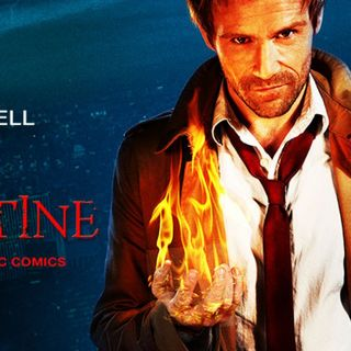 TV Party Tonight Constantine Series Review