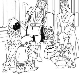 Comics With Kenobi #117 - Young Padawans Edition