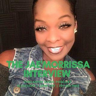 The Jae'Morrissa Interview.