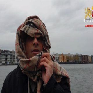 Steve Brown undercover als 'Bennie Boerka' en krijgt luxe woning van Burgemeester Halsema.